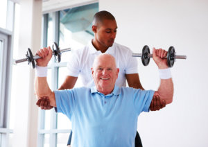 muscle enhancement for grandpa